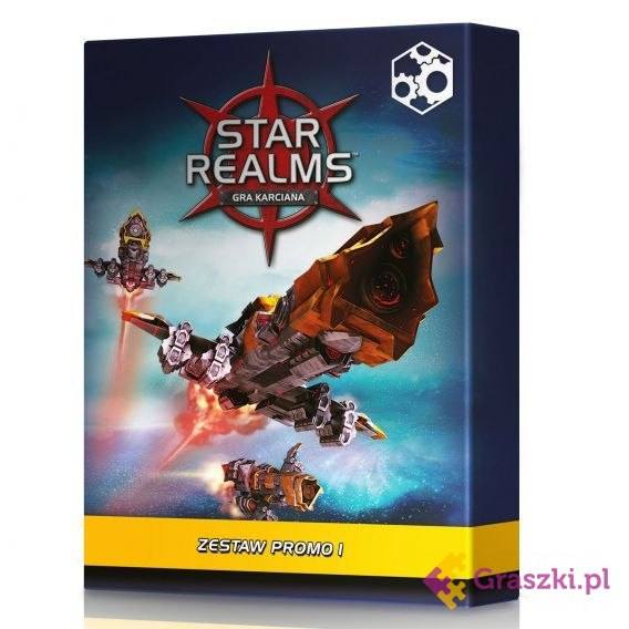 Star Realms Zestaw Promo 1 | Games Factory
